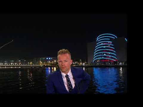 ESC2017 - Ireland voting circuit - Let's Learn Ukrainian with Nicky Byrne