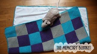 Cette vidéo présente ma réalisation du patron The Memory Blanket et des explications pour que vous puissiez la tricoter vous-même facilement. Le patron de la ...