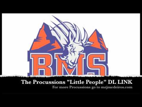 """The Procussions """"Little People"""" Blue Mountain State (@theprocussions)"""