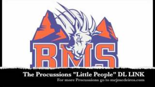 "The Procussions ""Little People"" Blue Mountain State (@theprocussions)"