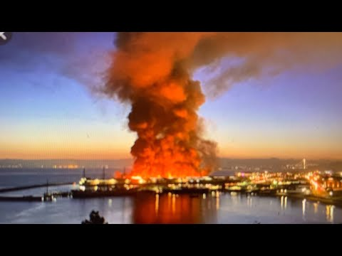 Major Progress Made By Port Of San Francisco In Clean-Up Of Fire Impacted Buildings At Port 45