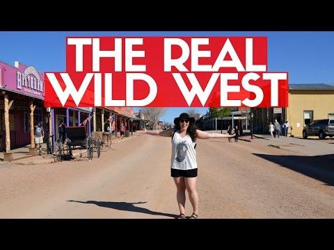 TOMBSTONE, ARIZONA: THE REAL WILD WEST