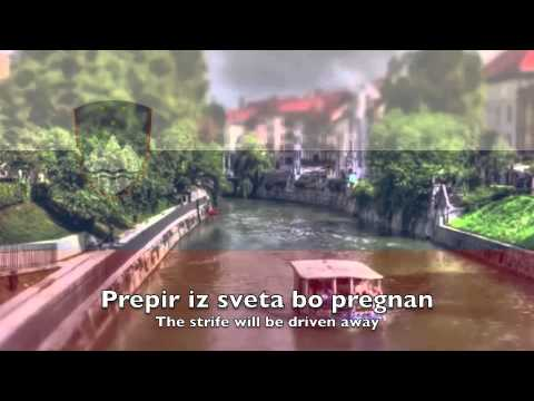 National Anthem: Slovenia - Zdravljica