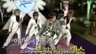 Xiah Junsu -  X Man Dance