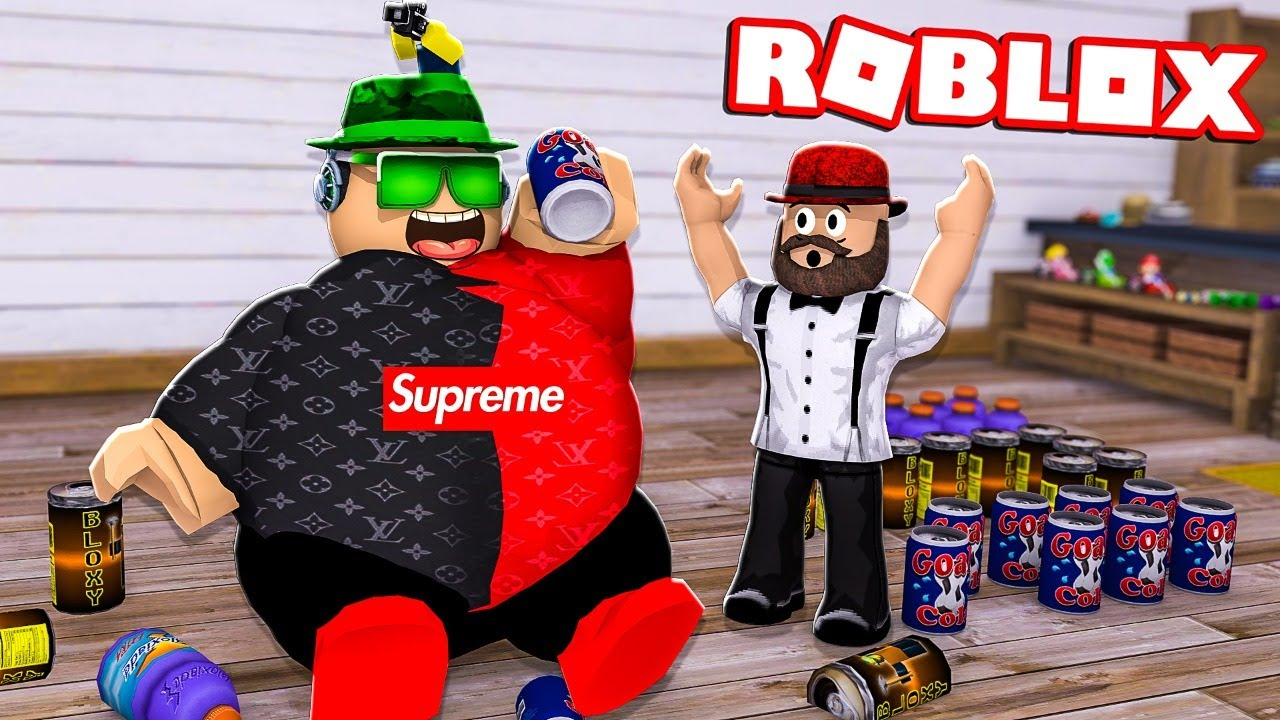 Roblox Drink Hat