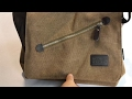 Local Lion retro Canvas Satchel Shoulder Messenger Bag by Aidonger review