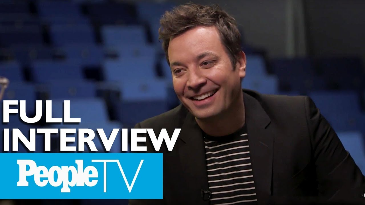Jimmy Fallon Dishes On SNL, The Tonight Show, His Family Life & More (Full)