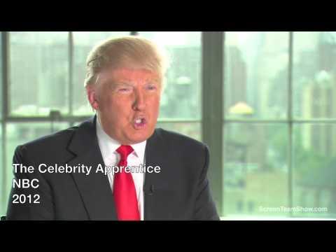 Donald Trump HD Interview - The Celebrity Apprentive Season 5