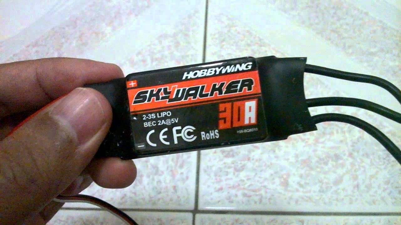 Hobbywing Skywalker 30A ESC Review