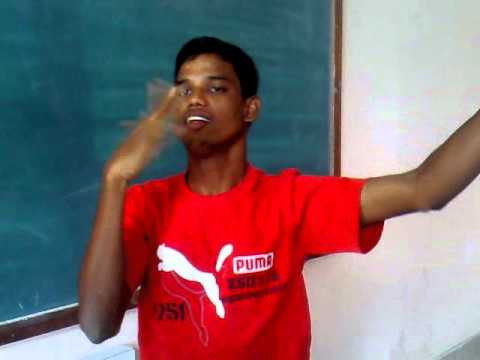 Journey to  JSS in Indian Sign Language