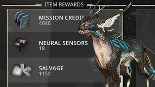 Video Warframe Farming - How To Get Obscene Amounts Of Rare Resources Fast (NERFED) download MP3, 3GP, MP4, WEBM, AVI, FLV Juli 2018