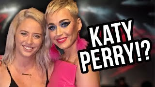 Lily Meets KATY PERRY!!! *Not Click Bait* (Lunchy Break) thumbnail