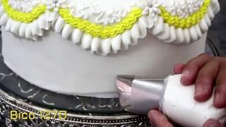 Bolos incríveis de Chantily e Pasta Americana - por Léo Oliveira