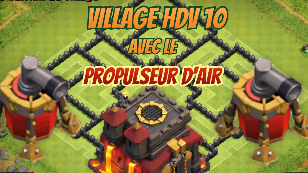 hdv10 farm avec le propulseur d 39 air th10 farming base. Black Bedroom Furniture Sets. Home Design Ideas