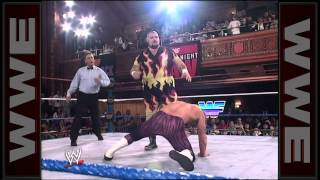 Scotty 2 Hotty vs. Bam Bam Bigelow: Raw, Feb. 22, 1993