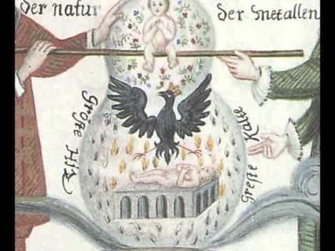 Alchemical Emblems  Materia prima