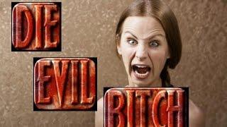 DIE EVIL BITCH - FULL MOVIE 2015 UNCUT (HORROR) 1080P HD