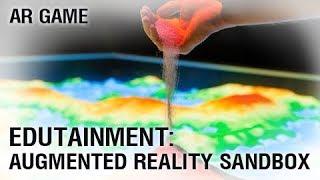 Ludo-éducatif: la réalité augmentée sandbox (AR jeu)