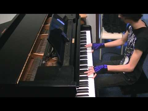 AVENGED SEVENFOLD - AFTERLIFE PIANO HARD VERSION COVER - HD
