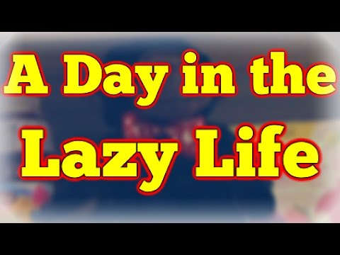 A Day in the Lazy Life