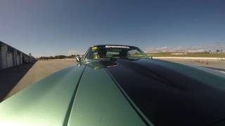 The King's BBC 69 Camaro - Apocalaps V5 - Autocross Circuit - Barbagello 2016