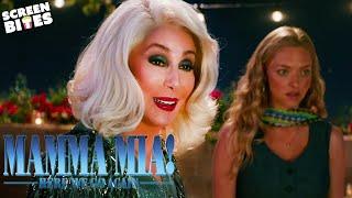 Cher Returns With A Star Performance In Mamma Mia   Mamma Mia! Here We Go Again  SceneScreen