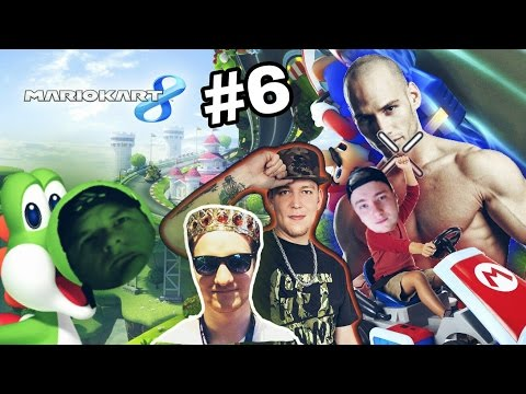 ESKALATION | Mario Kart 8 Feat. MontanaBlack, Flying Uwe, Solution & Horni