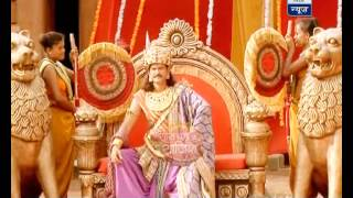 Behind the scenes masti on the sets of Chakravartin Ashoka Samrat