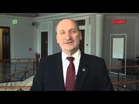 Głos Polski - pos. Antoni Macierewicz 13/03/2014