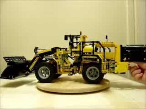 lego technic 42030 replica by dokludi youtube. Black Bedroom Furniture Sets. Home Design Ideas