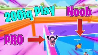 *New* 200iq Play - Fall Guys Funny Moments \u0026 Epic Fails | Twitch Highlights #3