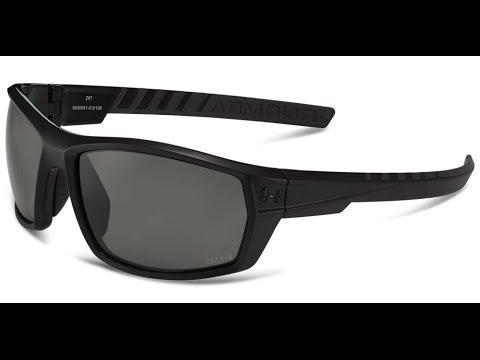 162cc01bf23 UNDER ARMOUR Ranger Sunglasses W Premium Polarized Storm ANSI Rated Lens