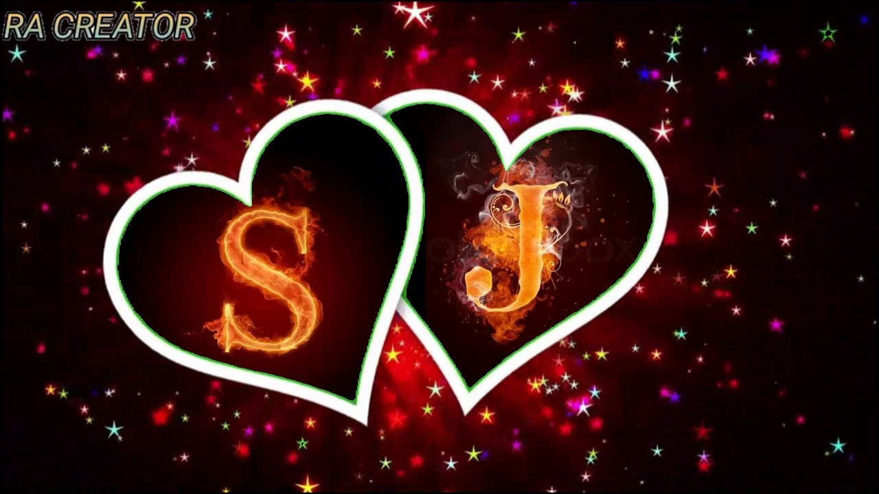 S And J Love Letters Wallpaper