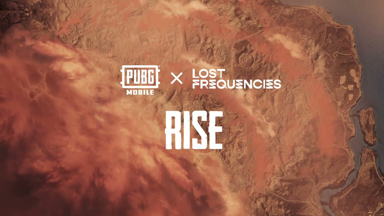 PUBG MOBILE x Lost Frequencies: Rise