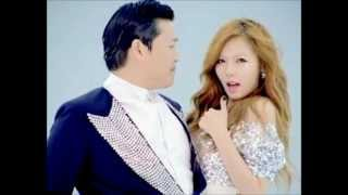 PSY ft HYUNA- oppa gangnam style ringtone mp3