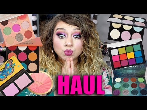 Montly Haul | April 2018