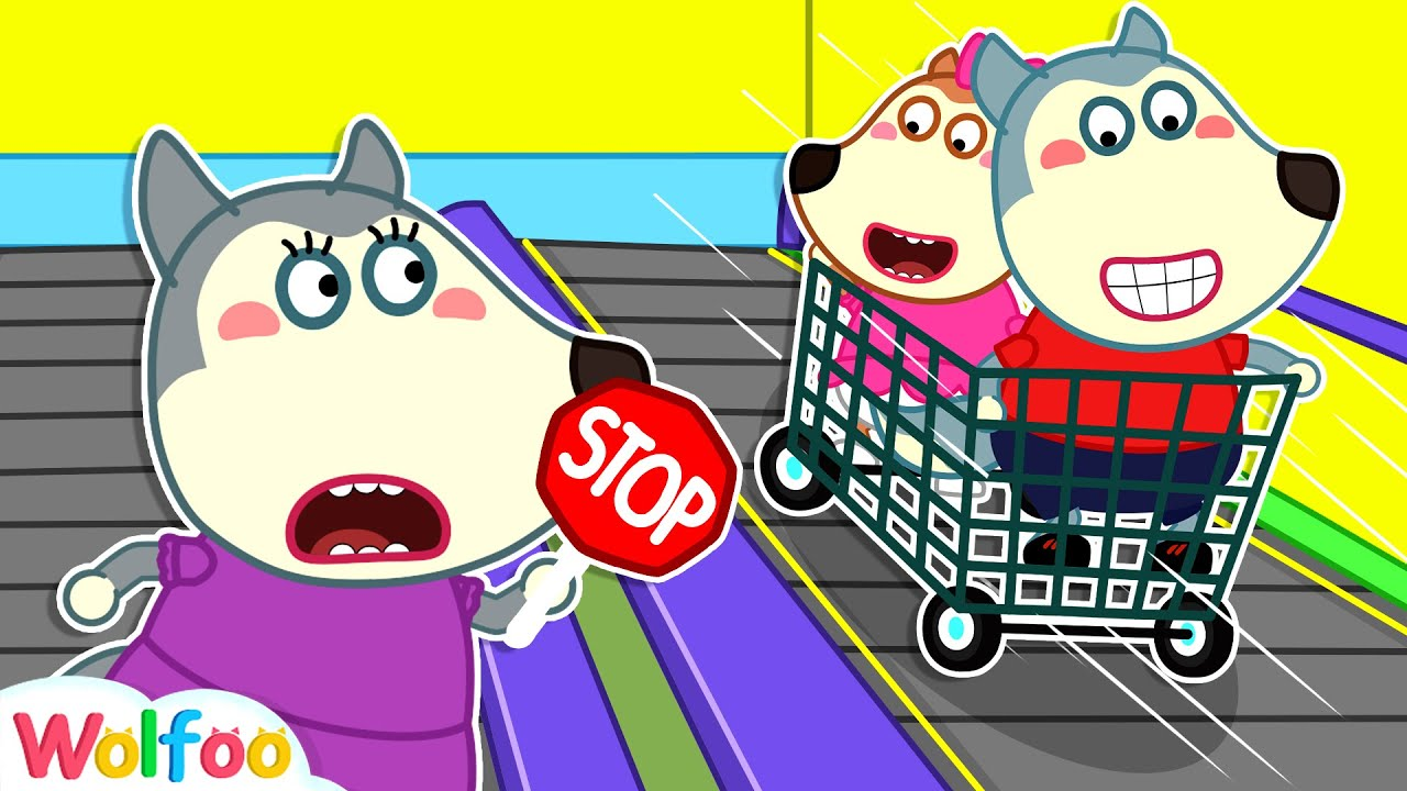 Oh No! Play Safe, Wolfoo! Wolfoo Learns Safety Tips for Kids | Wolfoo Family Kids Cartoon