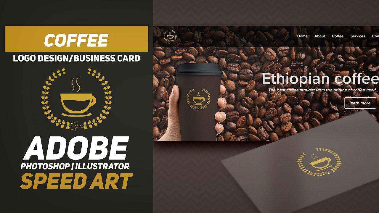 Coffee Logo Design\