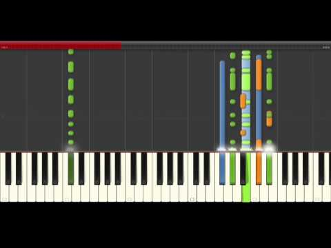 Cher Believe Piano Midi Tutorial Shet Partitura Cover How To Play