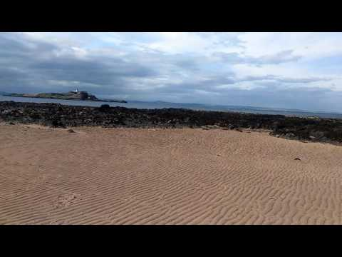 Yellowcraig/Broad Sand Bay/Beach - East Lothians Scotland