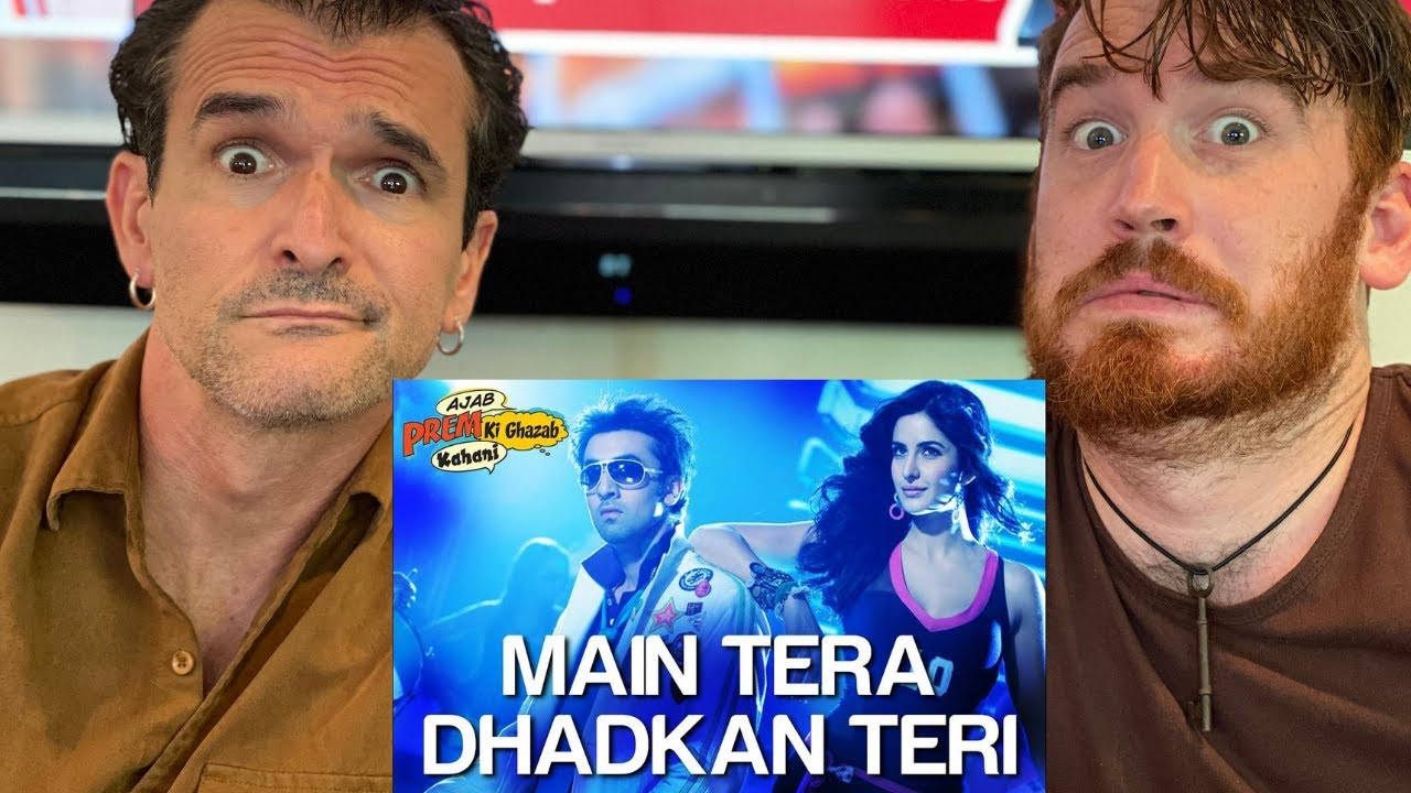 Download Main Tera Dhadkan Teri - Ajab Prem Ki Ghazab Kahani | Ranbir Kapoor, Katrina Kaif REACTION!!