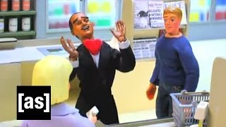 Billy Dee's Red-letter Day | Robot Chicken | Adult Swim