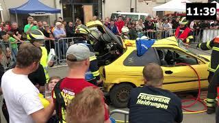 TRT Hamburg  Rescue Challenge 2018  Standart Szenario (20min)