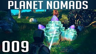 PLANET NOMADS [009] [Suche nach weiteren Ressourcen] [S02] Let's Play Gameplay Deutsch German thumbnail
