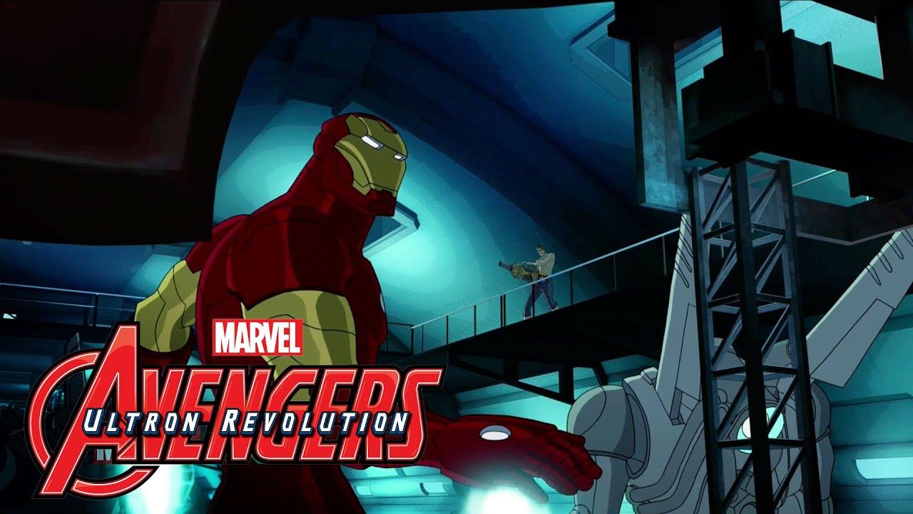 Download Marvel's Avengers: Ultron Revolution Season 3, Ep. 8 - Clip 1