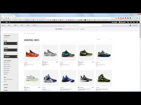 Snkrs Exploit Demo - Better Nike Bot - YouTube