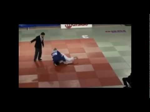 James Millar Judo Highlights