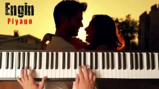 Piano: Kara Sevda dizi muzigi- Toygar Isikli (enginpiyano)