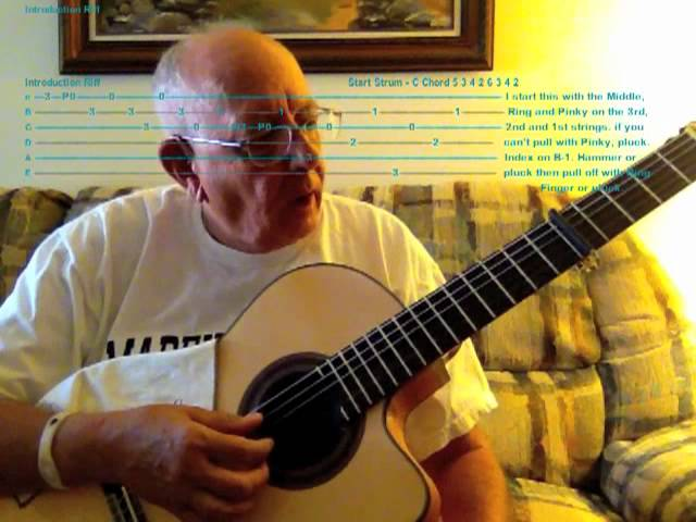 Fingerstyle Guitar Lesson - The Boxer - With Loop Control - YouTube for  Musicians