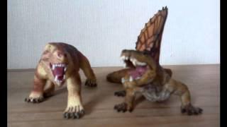 Papo Dimetrodon Review
